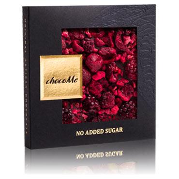 Chocome - dunkle Schokolade ohne Zucker