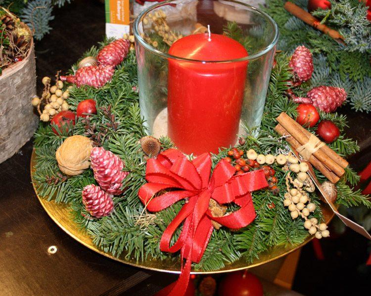 Advent im Blumenladen in Kiel-01