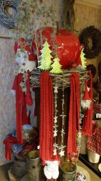 Interieur zu Weihnachten