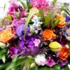 Bunter Blumenstrauß aus Kiel