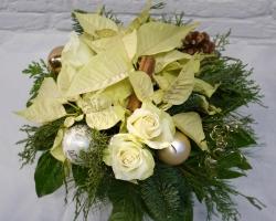Sternen Weihnacht - Weihnachtsstrauß aus Kiel