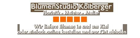 BlumenStudio Kolberger Ihr Florist in Kiel
