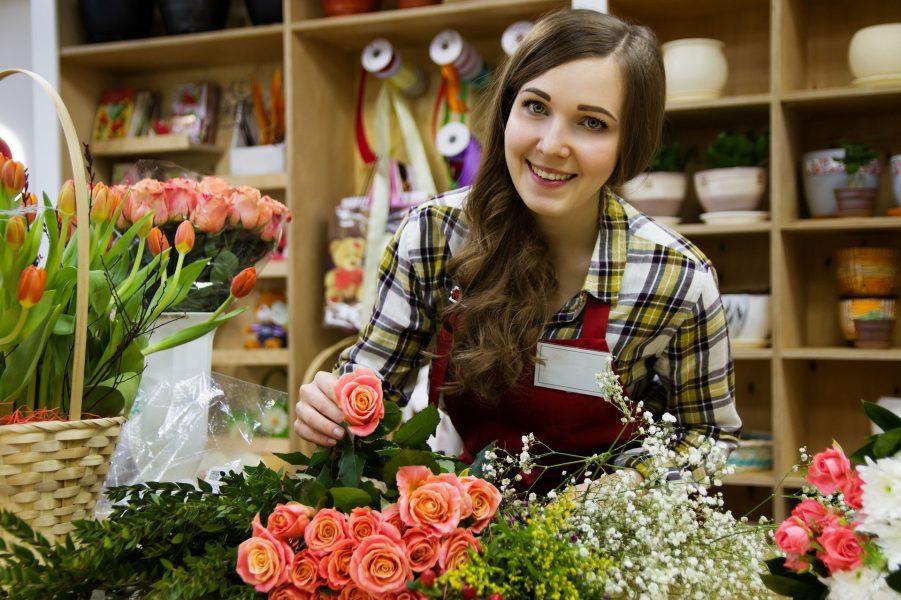 Lerne Florist, Floristin im BlumenStudio Kolberger