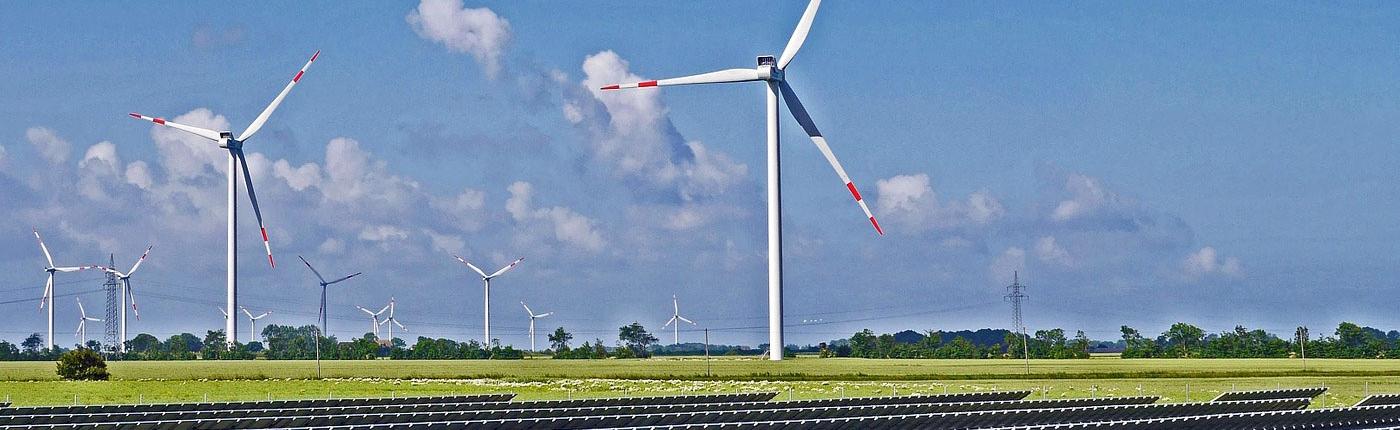 Ökostrom in Schleswig-Holstein, Windernergie und Solartechnik