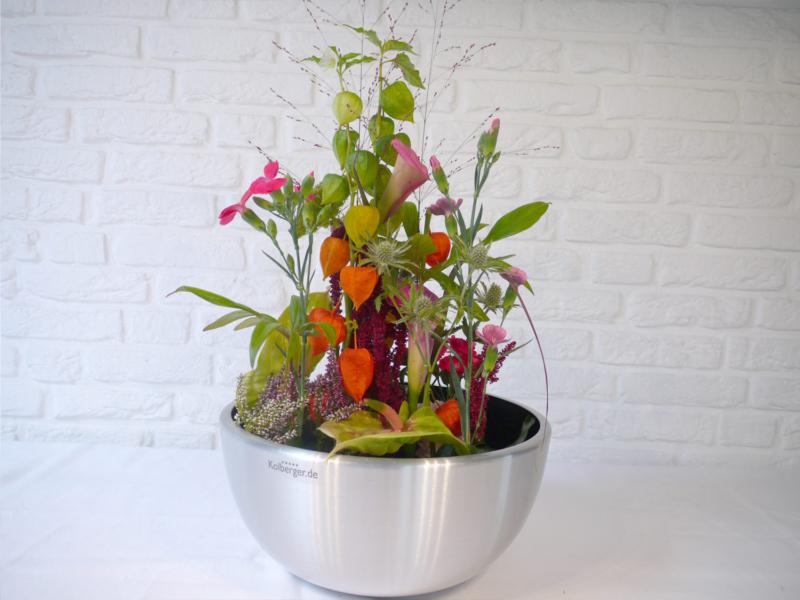 Blumengesteck für Empfang