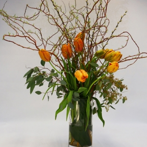 Blumenstrauss Französische Tulpe