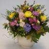 Blumenstrauss im Frühling in Pastell