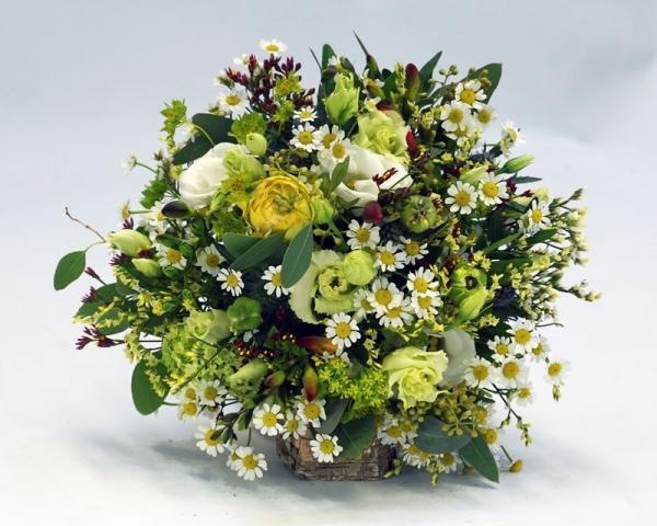 Wiesenwolke - Brautstrauß für die Hochzeit in Kiel