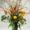 Frühlingsbouquet Französische Tulpen