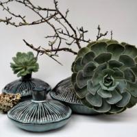 Vasen aus Keramik